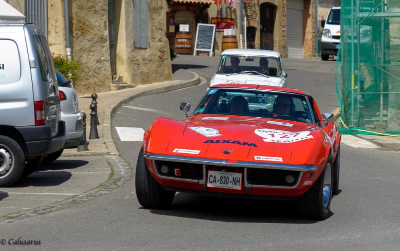 Automobile Chateauneuf-du-page