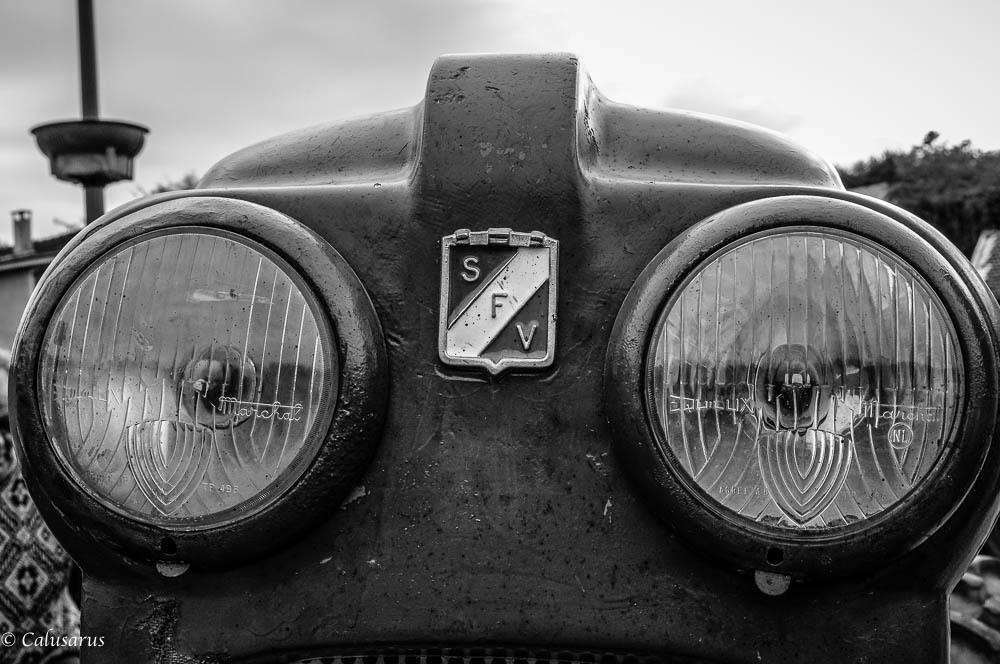 Automobile N&B Drôme 26