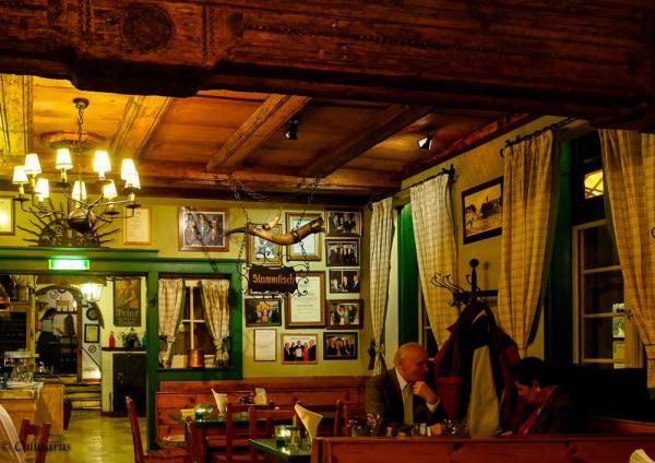 Restaurant Vienne Autriche