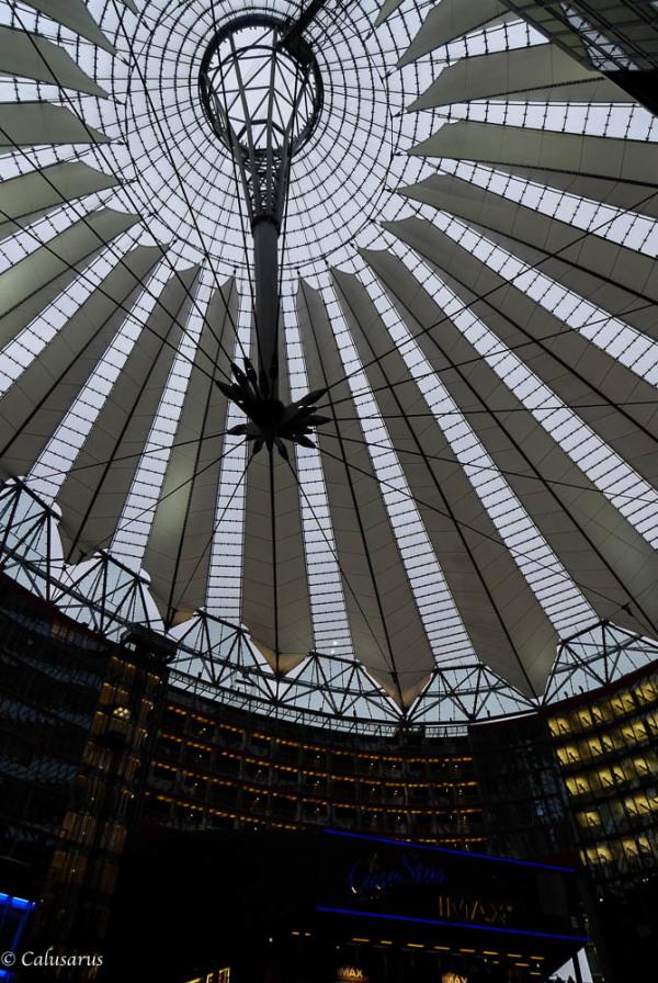 Berlin Architecture Lumiere