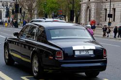Automobil Londres