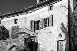 Maison Drome 26 N&B Montclar