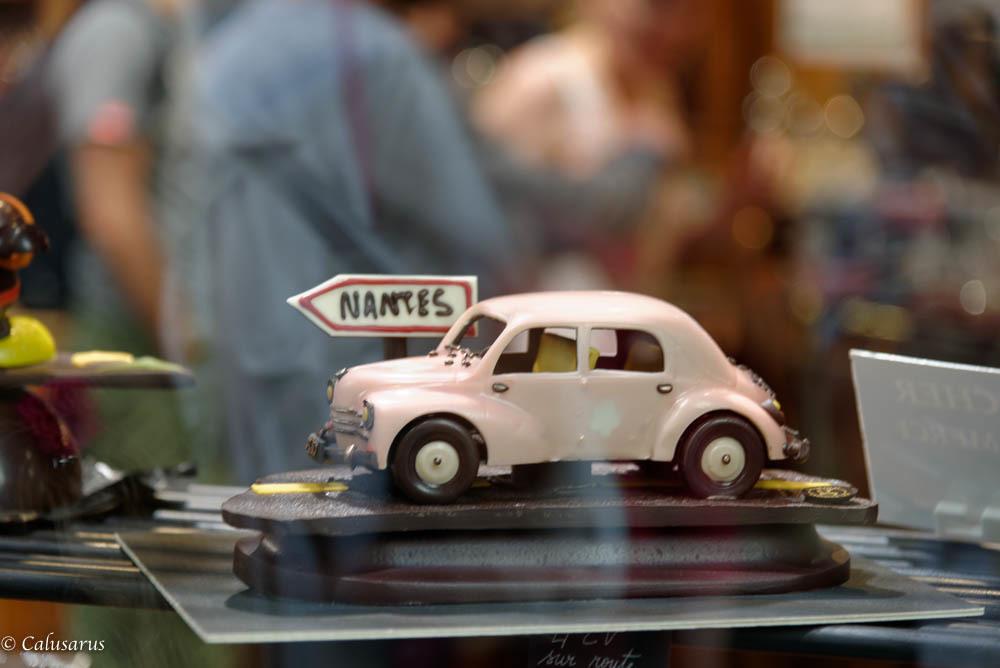 Automobile Nantes Nourriture