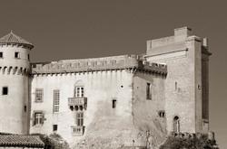 Chateau Ardeche N&B