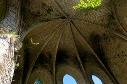 Architecture Eure Ruine