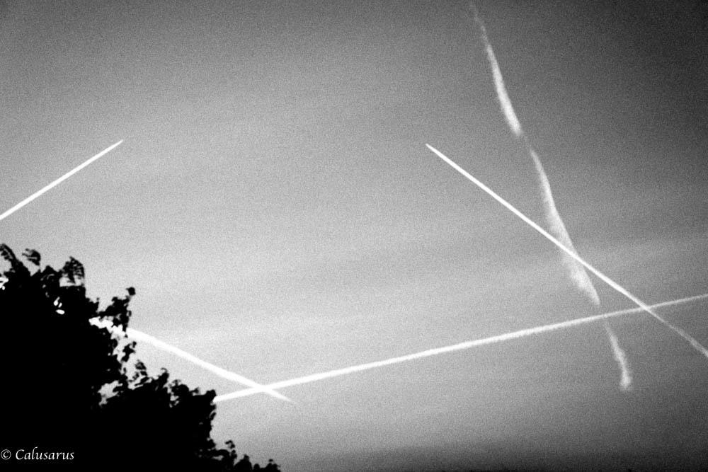 Ciel Drome N&B Portes-les-Valence 26