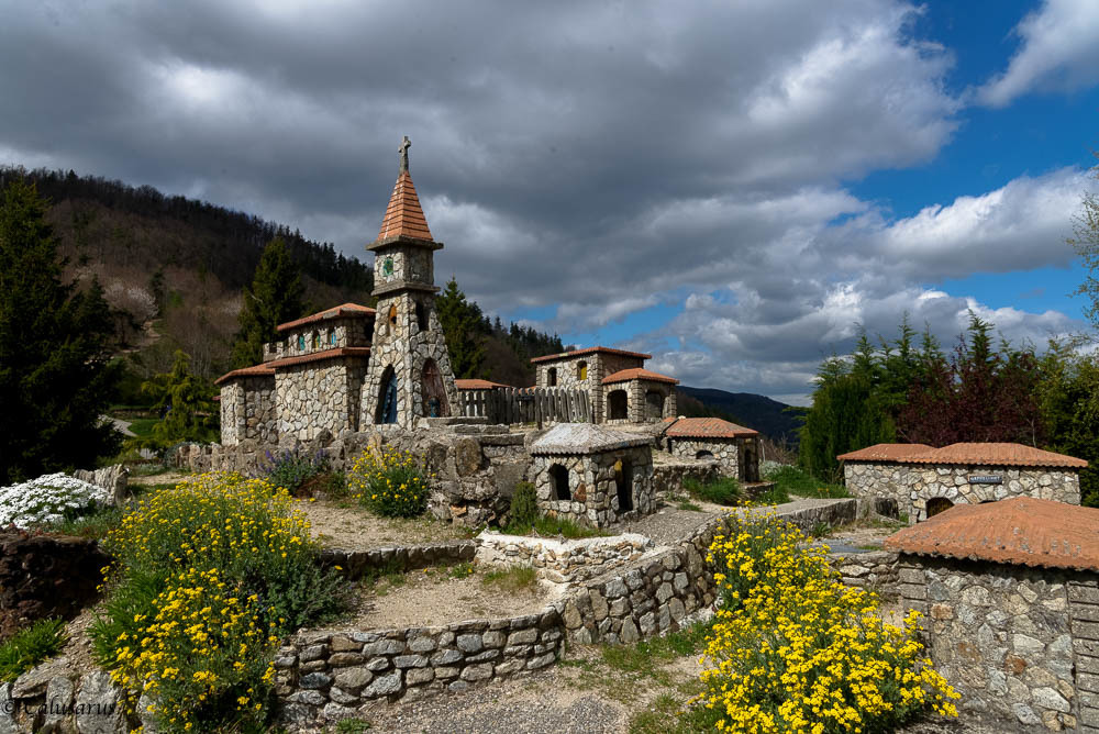 Paysage Ardèche Ciel