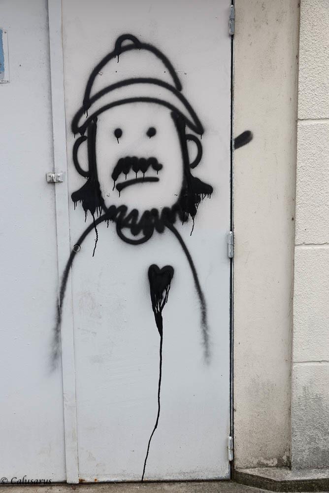 Graffiti Evreux Eure