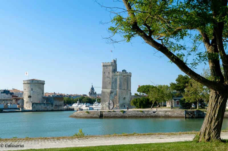 Paysage La Rochelle Mer Tour