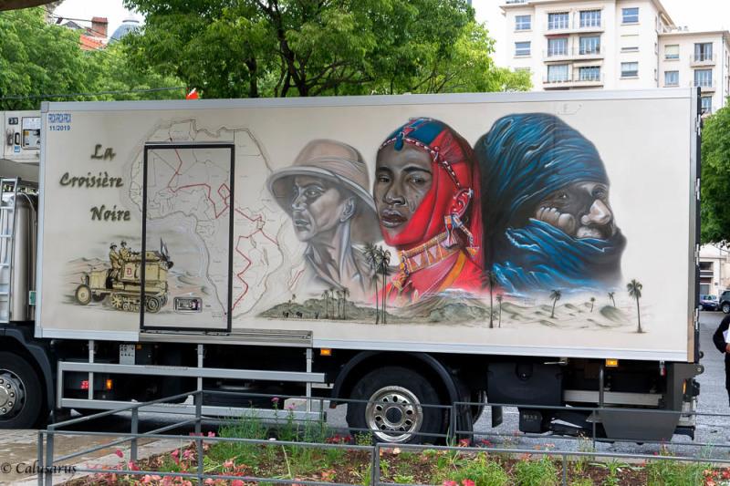 Automobile Lyon Art