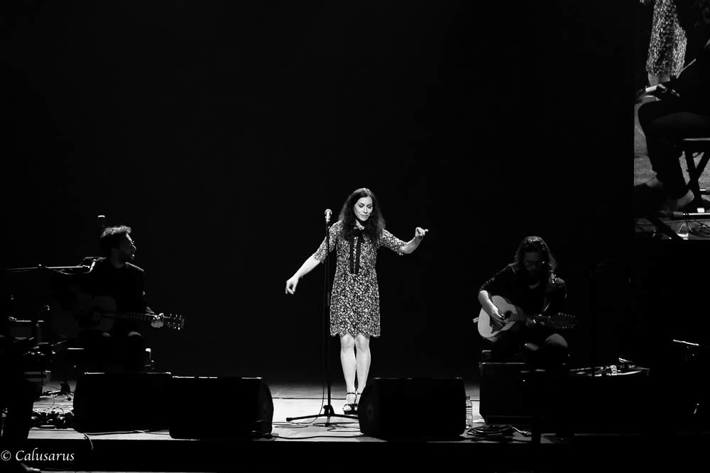 Montpellier Olivia Ruiz Concert N&B