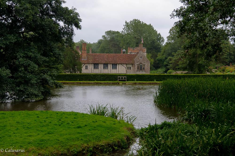 Chateau paysage Kent UK