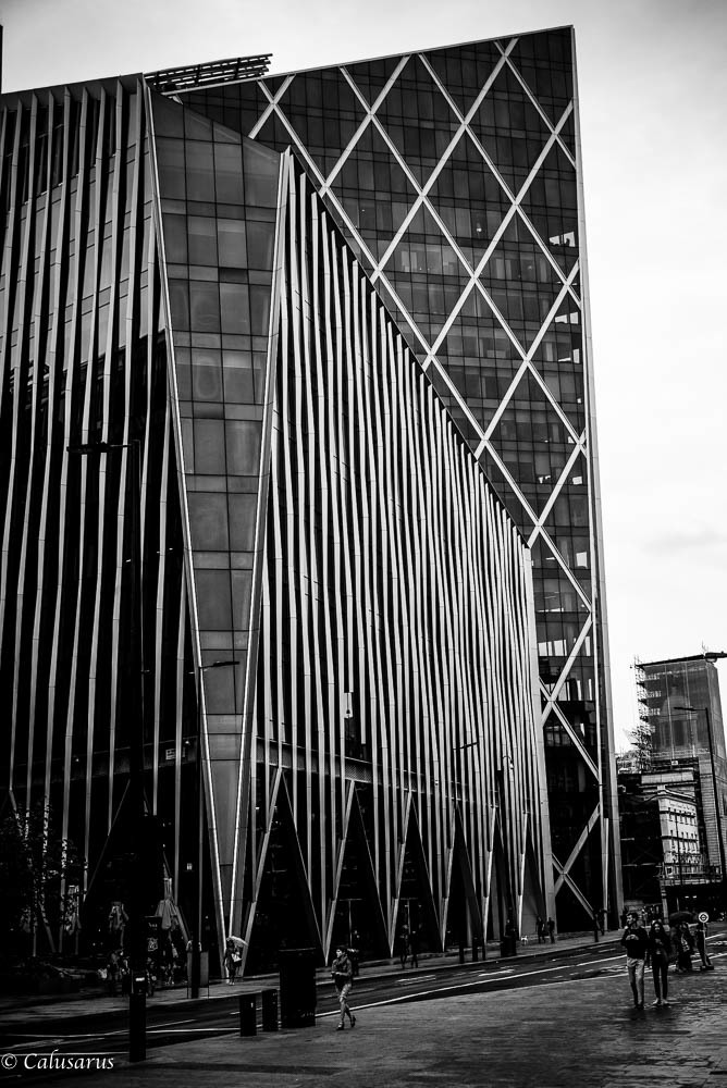 Architecture N&B Londres