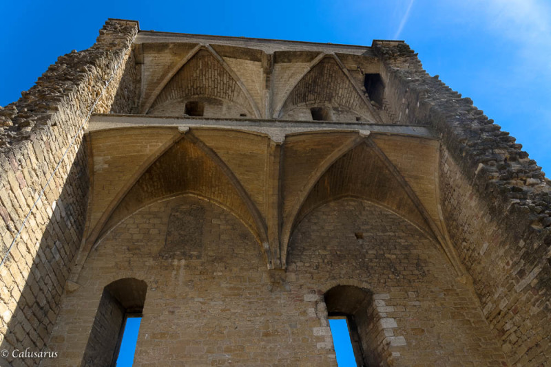 Ruine Tour Vaucluse Chateaneuf