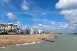 Paysage UK Sussex Eastbourne Mer
