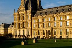 Paris Architecture Louvre