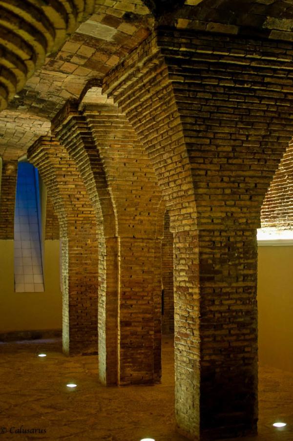 Barcelone Architecture Briques