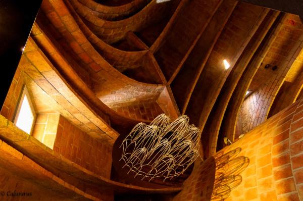 Architecture Barcelone Gaudi
