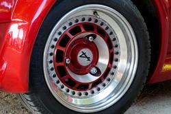 Automobile Ardeche Tournon Detail