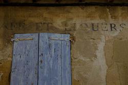 Publicité Drome Chabrillan 26 Mur