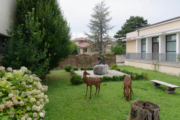 Jardin Animaux Drome 26 Montelier