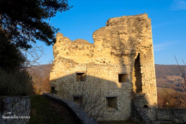 Drome 26 Ruine Cobonne