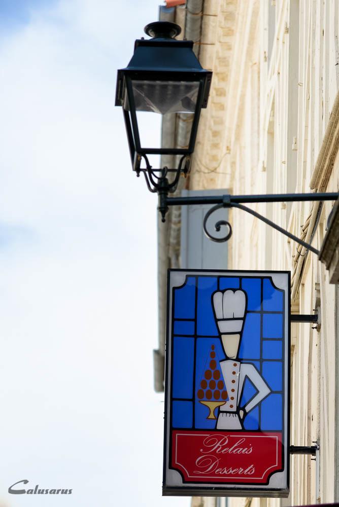 Enseigne Angoulême Charente