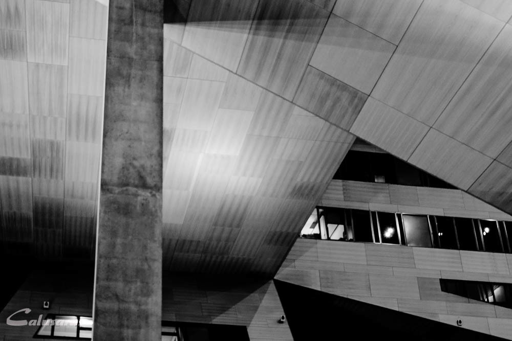 Architecture Lyon N&B