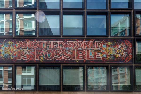 Pancarte Londres UK