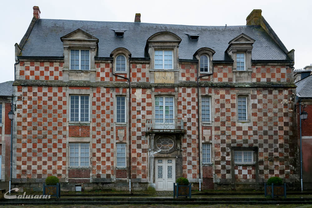 Architecture Bâtiment Bernay Eure