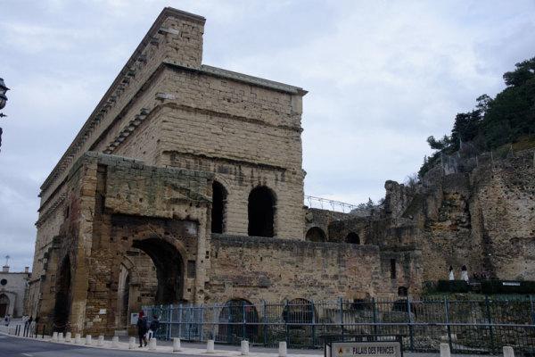 Architecture Histoire Orange Ruine