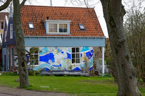 Art Hollande Maison Edam