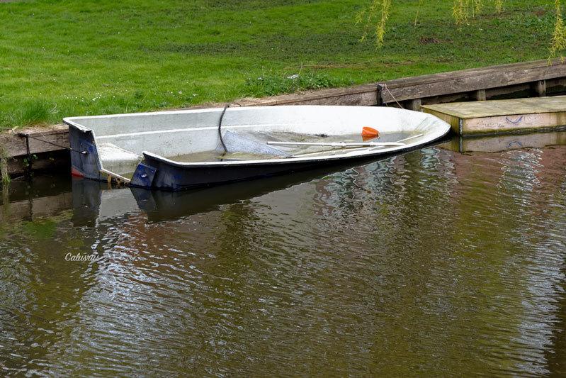 Bateau Hollande Canal