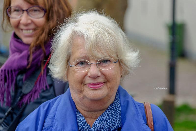Portrait Femme Hollande