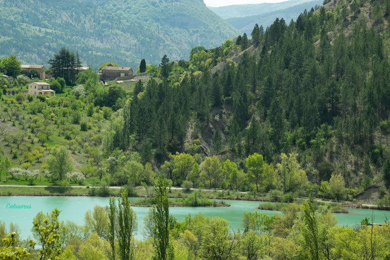 Paysage Drome 26 Montagne
