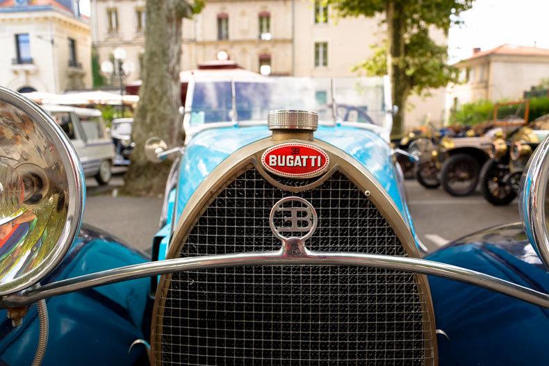 Automobil Drome 26 Romans