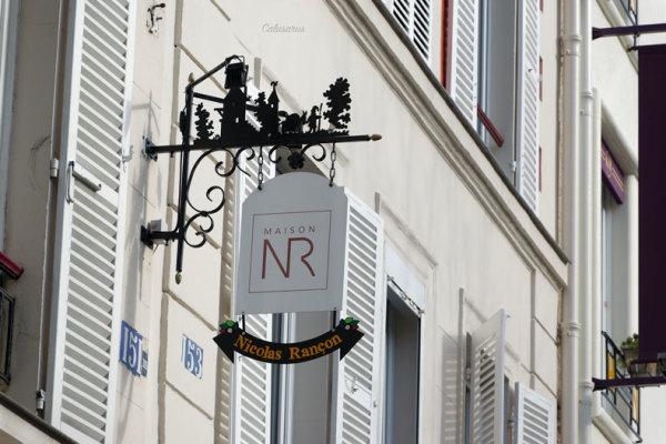 Enseigne Paris