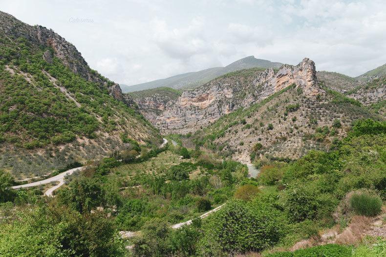 Paysage Drome 26 Riviere Montagne