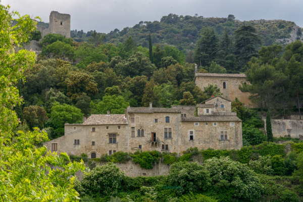 Paysage Village Lubéron