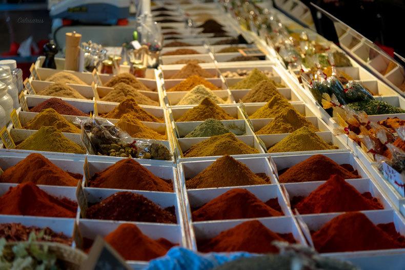 Nourriture Antibes Marché