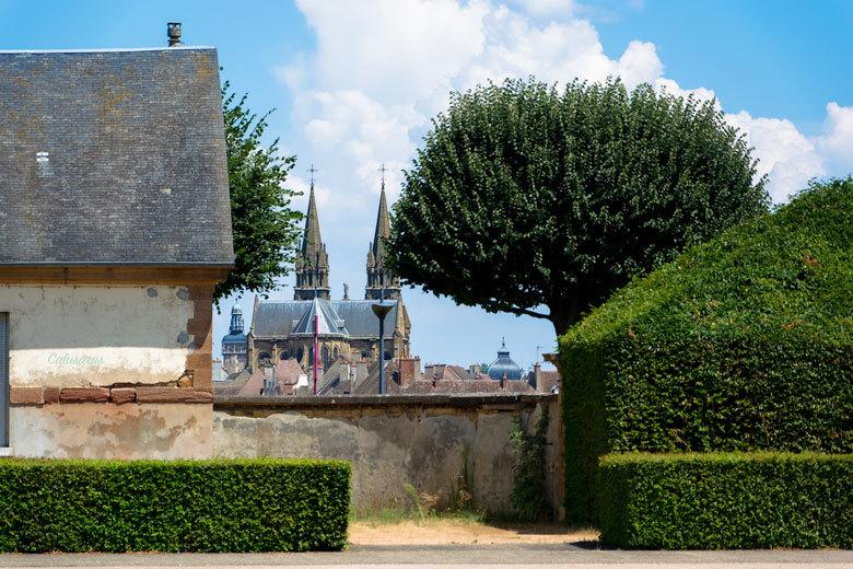 Paysage Allier Moulins