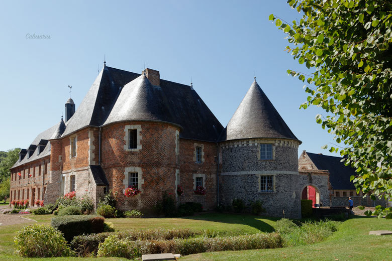 Architecture Chateau Tour