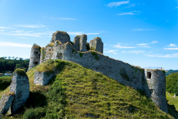 Chateau Ruine Paysage