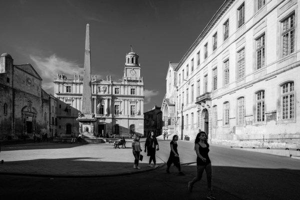 N& Arles Ville Street Photography