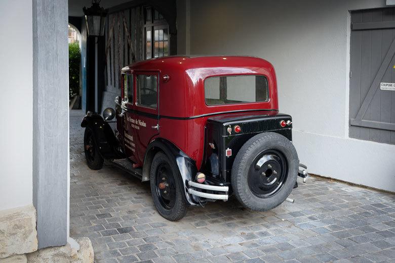 Automobile Eure Lyons-La-Foret