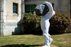 Evreux  Art Sculpture Silhouette