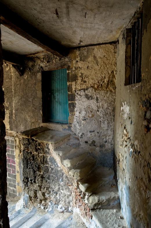 Escalier Drome 26 Romans-sur-Isere