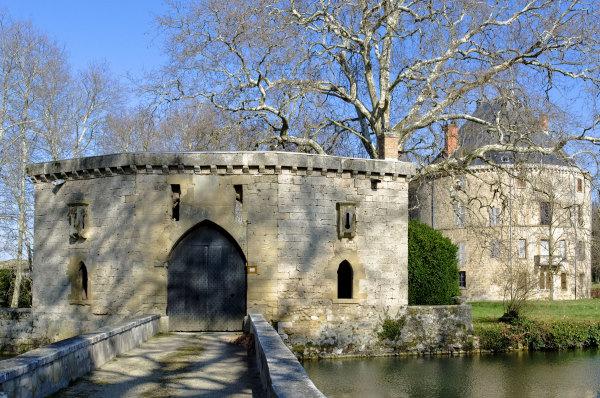 Architecture Chateau Drome 26
