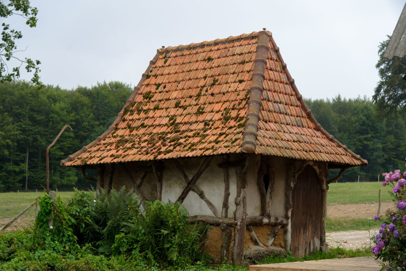 Architecture Bâtiments Toit Nature