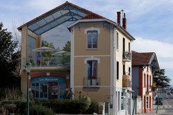 Architecture Trompe-l'oeil Ardeche